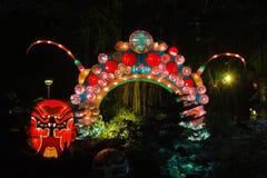 De Baaistadium van de Guangzhoulychee Royalty-vrije Stock Fotografie