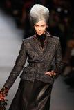 De Baan van de Modeshow van Jean-paul Gaultier Royalty-vrije Stock Afbeeldingen