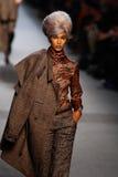 De Baan van de Modeshow van Jean-paul Gaultier Royalty-vrije Stock Foto's