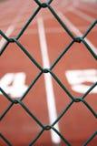 De baan van sporten Royalty-vrije Stock Afbeeldingen