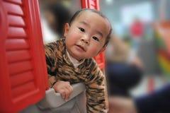 De baby van China Stock Afbeeldingen