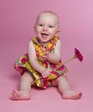 De Baby van de bloem stock afbeeldingen