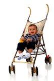 De Baby van de wandelwagen stock afbeeldingen