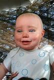 De baby van het Spaanse paviljoen Stock Afbeeldingen