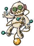 De Baby van het voodoo royalty-vrije illustratie