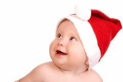 De baby van Kerstmis. stock fotografie