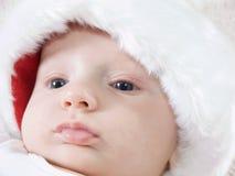 De Baby van Kerstmis Royalty-vrije Stock Foto's