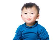 De babyjongen van Azië Stock Foto