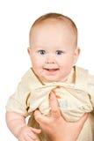 De babyjongen van het portret Royalty-vrije Stock Foto