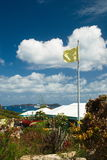 De Baden, Virgin Gorda, BVI Stock Afbeelding