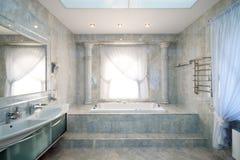 De badkamers van de luxe Stock Foto