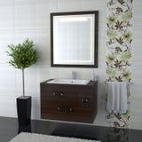 De badkamers van Nice Royalty-vrije Stock Foto's