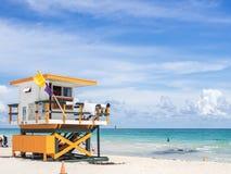 De Badmeester Tower van Miami royalty-vrije stock foto's