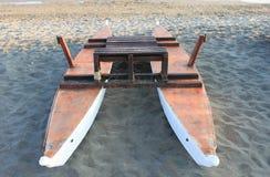 De badmeesterboot van de redding Stock Afbeeldingen