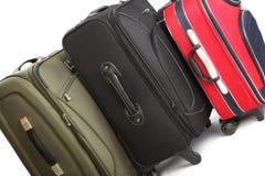 De bagage van de koffer Stock Fotografie