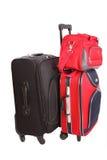De bagage van de koffer Royalty-vrije Stock Afbeelding