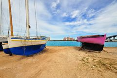 De Bahamas stock foto