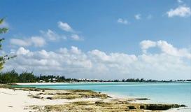 De Bahamas islas hacia fuera Imágenes de archivo libres de regalías