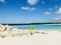 De Bahamas islas hacia fuera fotos de archivo libres de regalías