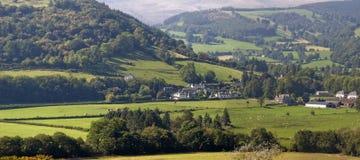 De bakens van Brecon Royalty-vrije Stock Foto