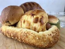 De bakkerij van het brood Stock Foto