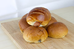 De bakkerij van het brood Royalty-vrije Stock Foto's