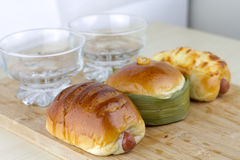 De bakkerij van het brood Royalty-vrije Stock Afbeeldingen