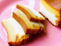 De Bakkerij van het dessert Stock Foto