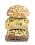 De bakkerij van het graangewas Royalty-vrije Stock Foto's