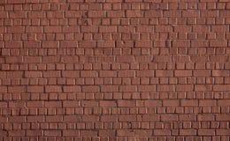 De baksteen van de muur Royalty-vrije Stock Afbeelding