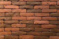 De Baksteen van het muurpatroon Stock Foto