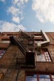 De baksteenbouw Stock Afbeelding