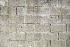 De bakstenen muur Stock Afbeeldingen