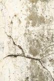 De Bakstenen muur van Brocken Stock Afbeeldingen