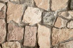 De bakstenen muur van de Achtergrond grungesteen textuur Royalty-vrije Stock Fotografie