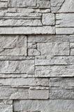 De bakstenen muur van de steen Royalty-vrije Stock Foto