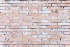De bakstenen muur van de textuur Royalty-vrije Stock Afbeelding