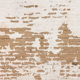 De bakstenen muur van Grunge Stock Fotografie