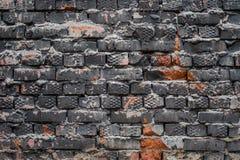 De bakstenen muur van Grunge Royalty-vrije Stock Fotografie