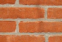 De bakstenen van de muur Royalty-vrije Stock Afbeelding