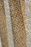 De bakstenen van moustiers-Sainte-Marie Royalty-vrije Stock Afbeeldingen