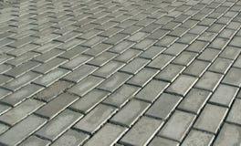 De bakstenentextuur 3 van het cement Stock Afbeelding