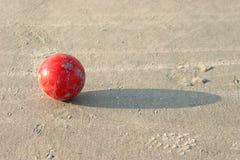 De bal van Boccie stock foto