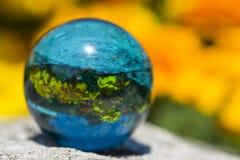 De bal van Cystal Royalty-vrije Stock Afbeeldingen