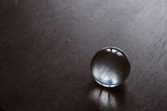 De bal van Cystal Royalty-vrije Stock Afbeelding