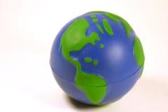 De Bal van de aarde Royalty-vrije Stock Foto's