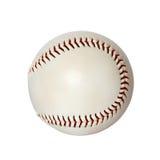 De bal van de basis die op wit wordt geïsoleerds Royalty-vrije Stock Foto's