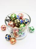 De Bal van de chocolade Royalty-vrije Stock Foto's