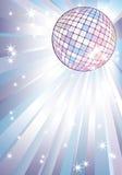 De bal van de disco. Stock Foto