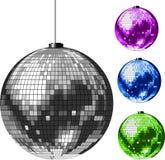 De Bal van de disco. Stock Afbeeldingen